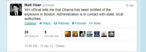BMB, 1250pm,ObamaNotifedOfExplosion