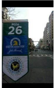 Mile26, Boston
