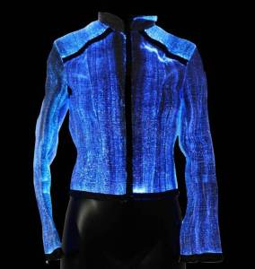 luminous jacket (LumiJacket) 1